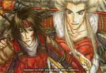 Yukimura and Keiji ACEO