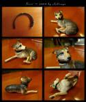 Pet sculpture - Sissi