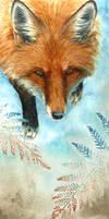 Fox Ferns by elektroyu