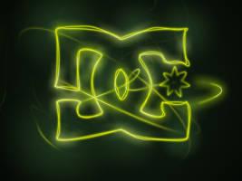 DC Logo Light by Murakumon