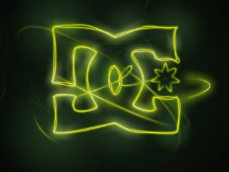 DC Logo Light by Murakumon