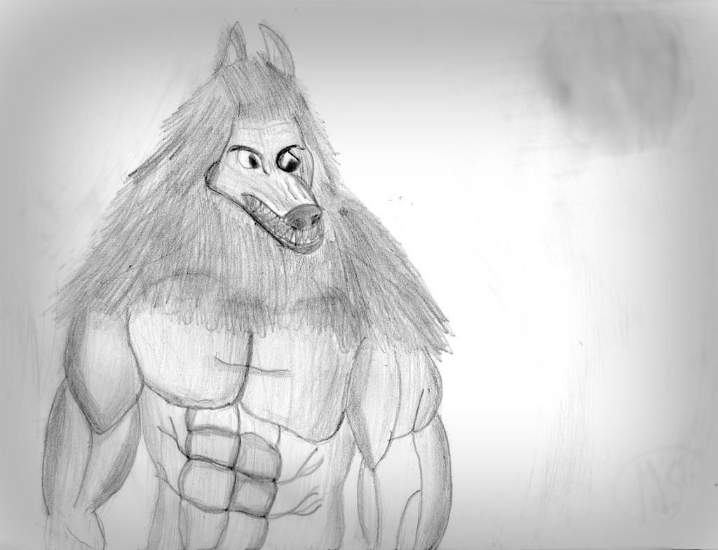 Van Helsing Werewolf Pencil Attempt by MoonlightStrider on ...