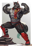 Beefy Champion by Traver009