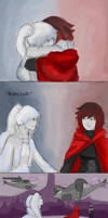Ruby Left by Legacyhunter