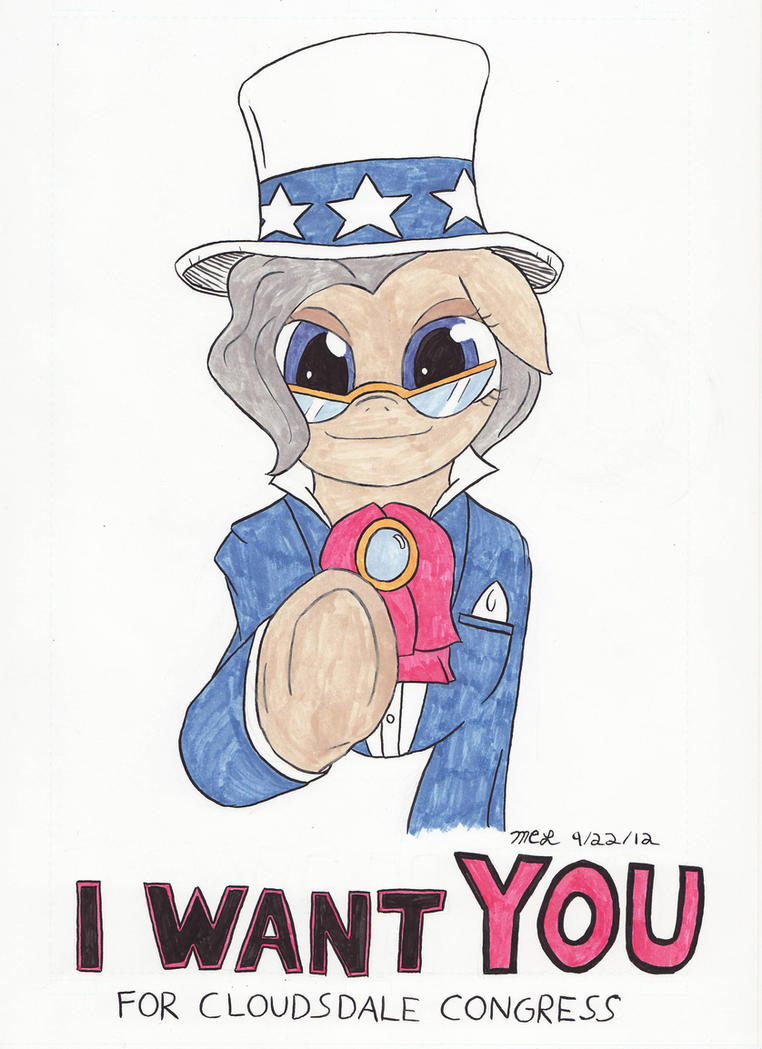 I Want You! by EnigmaticThief
