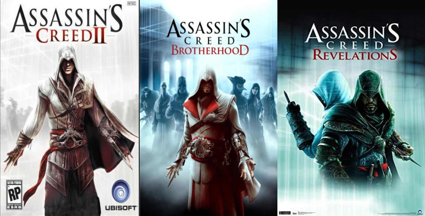 Assassin S Creed Ezio Trilogy By Anarchrist17 On Deviantart