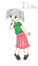 Eliska coloured by shadow---cat