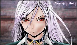 Akashiya Moka Evil by Hyuuga-Byakuya