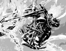 Ghost Rider by PhillieCheesie