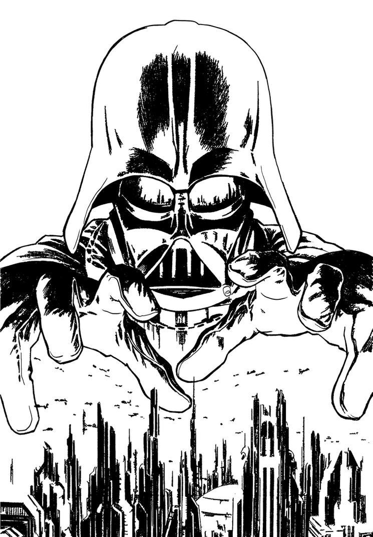 Darth Vader by PhillieCheesie