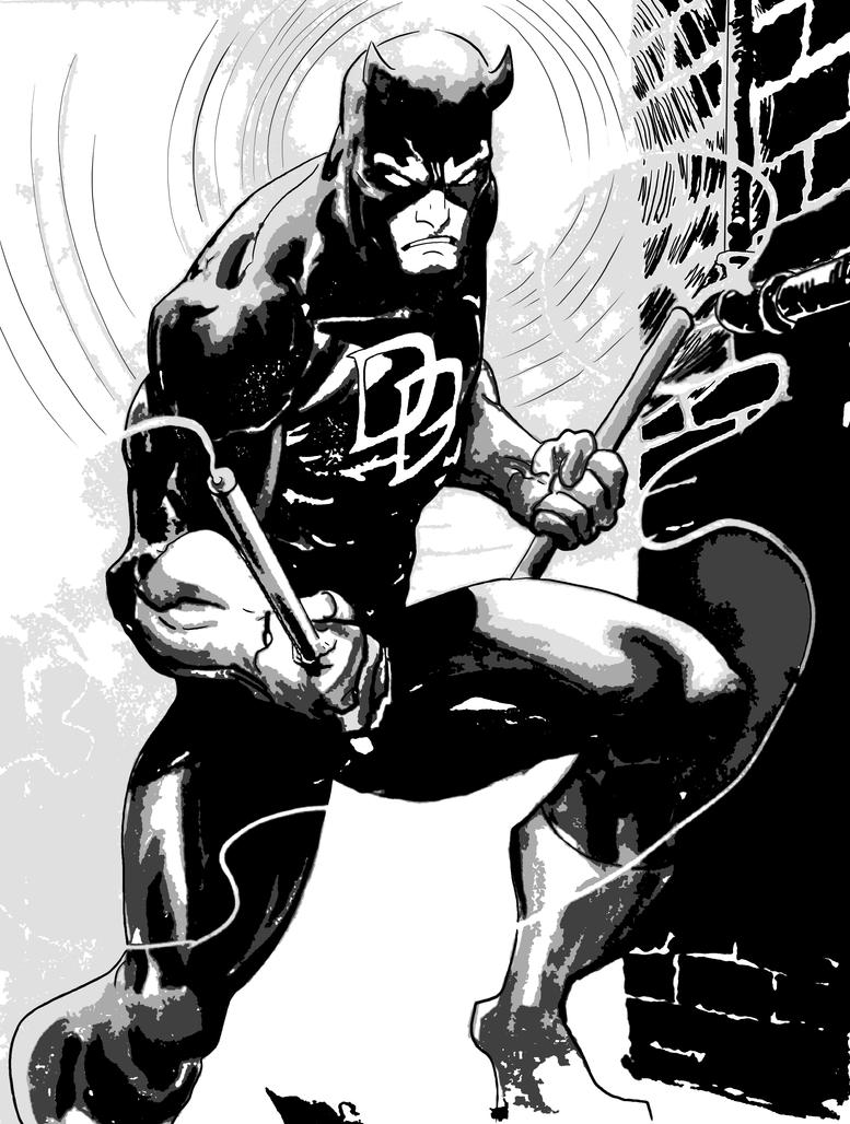 netflix daredevil coloring pages - photo#23