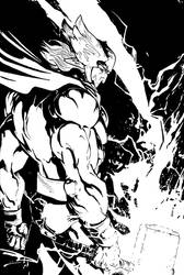 Thor by PhillieCheesie