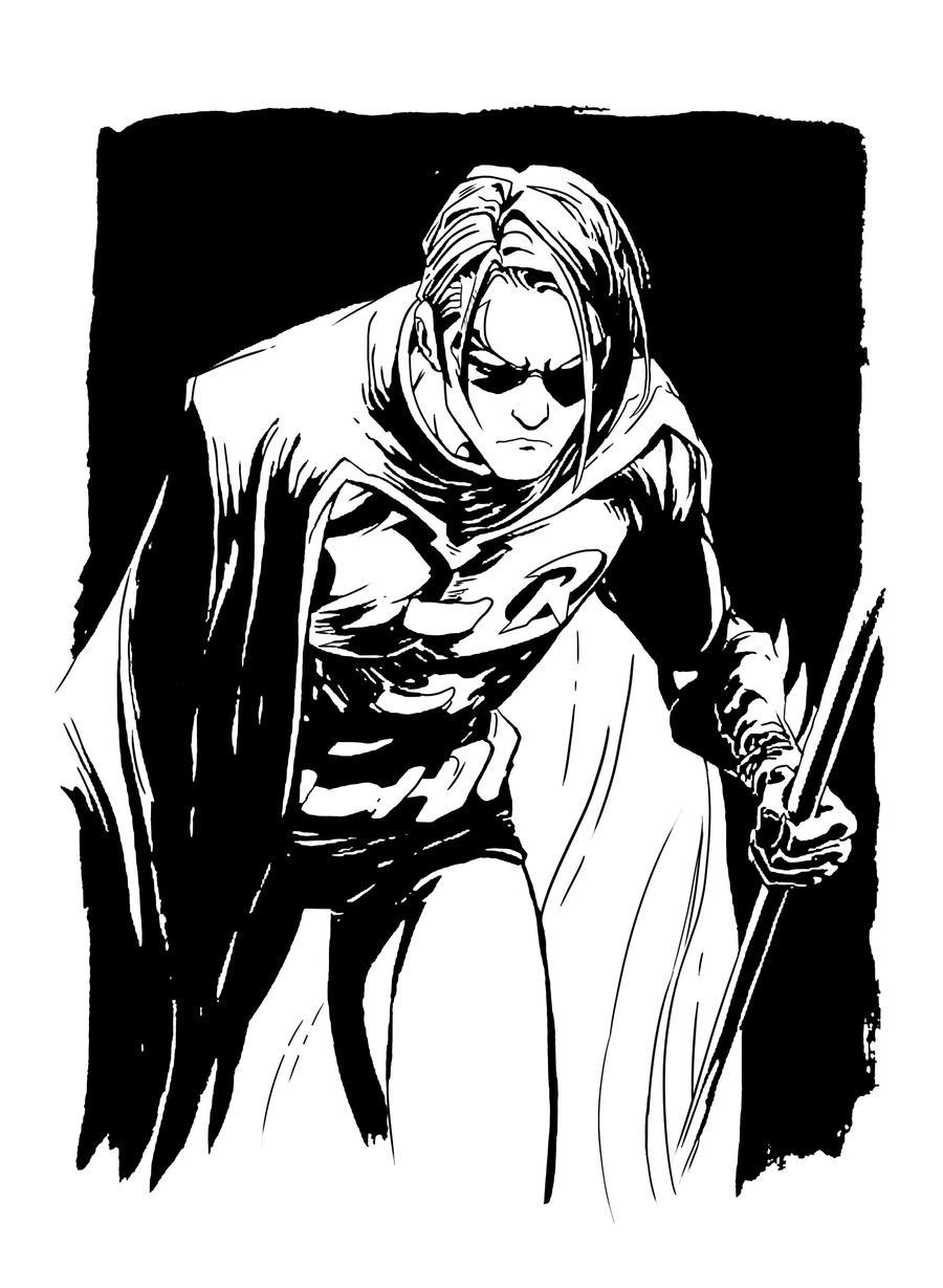 Robin by PhillieCheesie