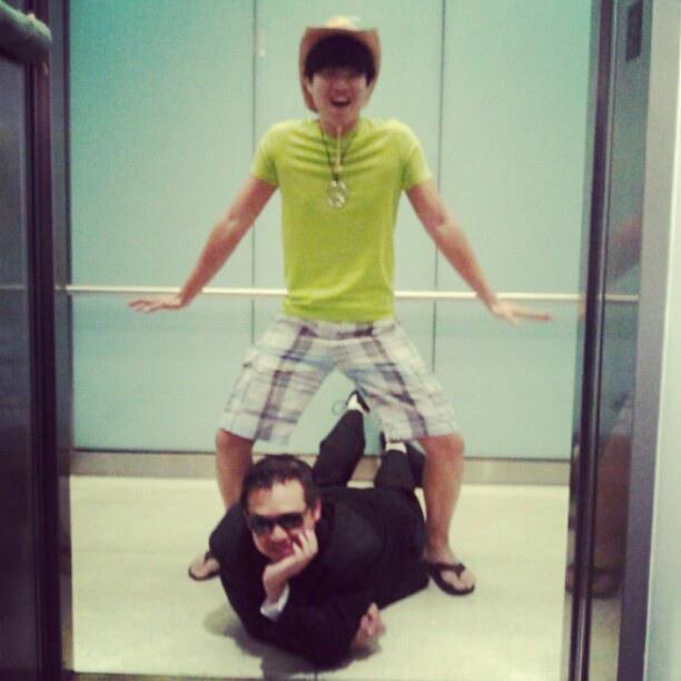 ボード「☆B1A4☆」のピン  |Gangnam Style Guy Name
