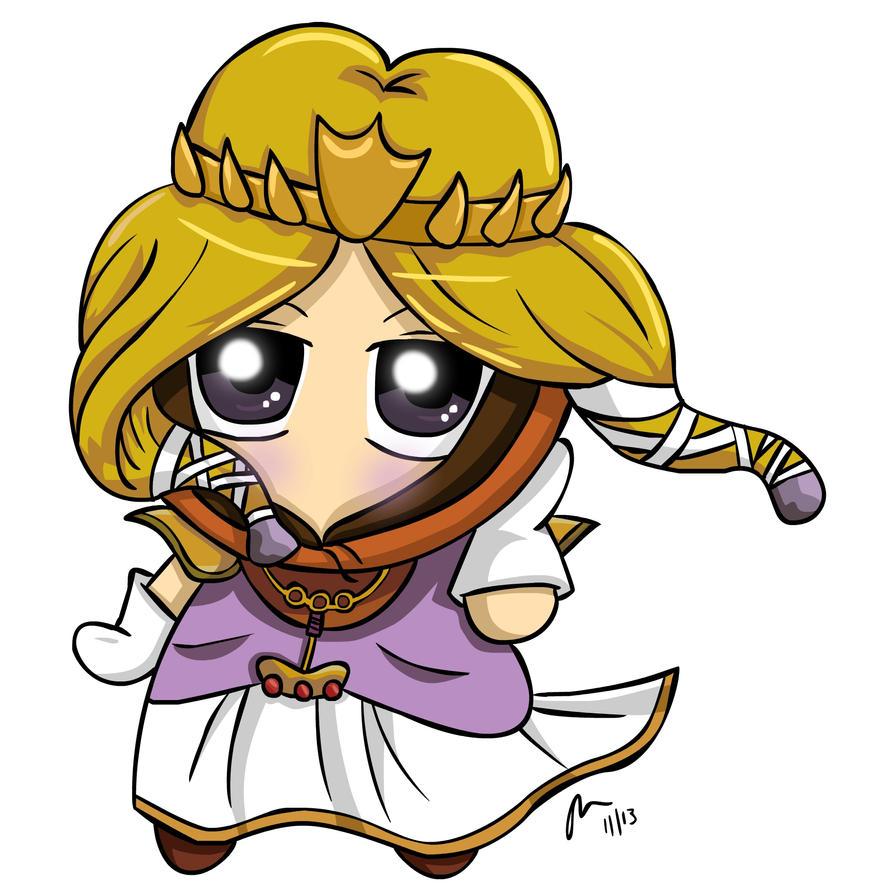 Princess Kenny by PhillieCheesie