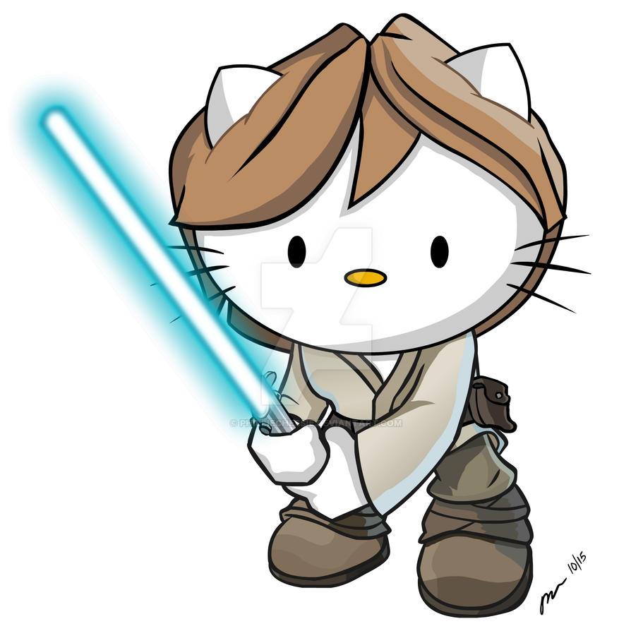 Kitty Luke by PhillieCheesie