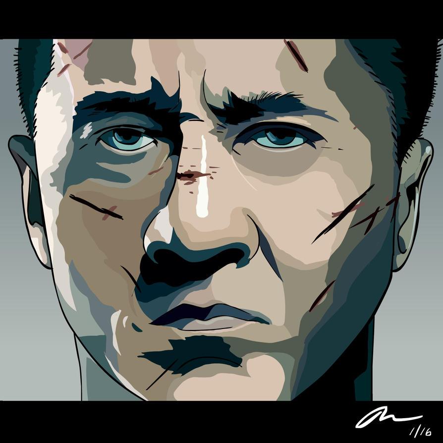Jackie Chan by PhillieCheesie