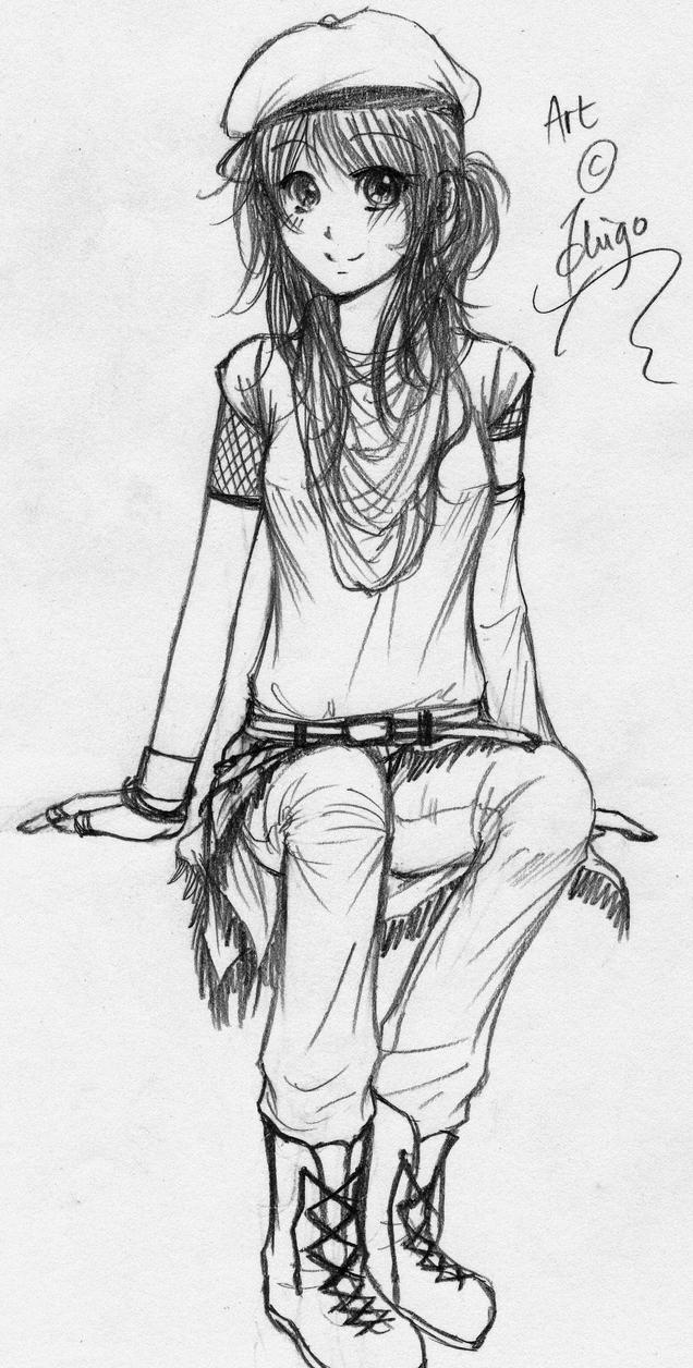 just some clothes drawing thingy I DONT KNOW OMG by RinXLenKagamine321 ...