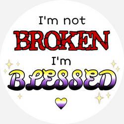 Not Broken - Nonbinary