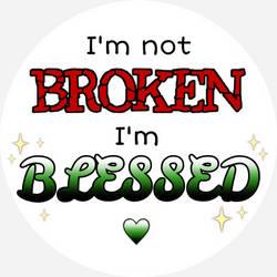 Not Broken - Neutrois
