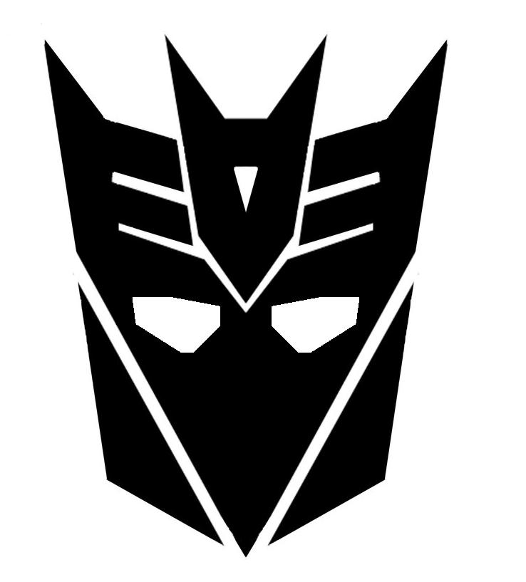 SG Decepticon Logo (Black version)