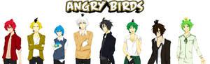Angry Bird ' Human'