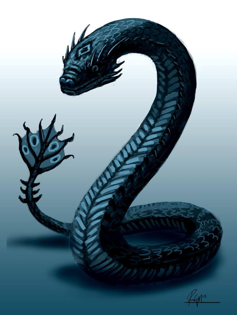 SDJ - Basilisk by RGMontgomery on DeviantArt