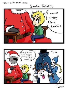 Santa Solaire Comic