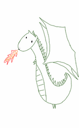 The Friendly Dragon