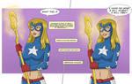 Stargirl's Cosmic Staff