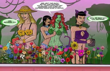 Ivy's Flower Girls