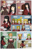 Umineko Comic Commission 2 by PolManning