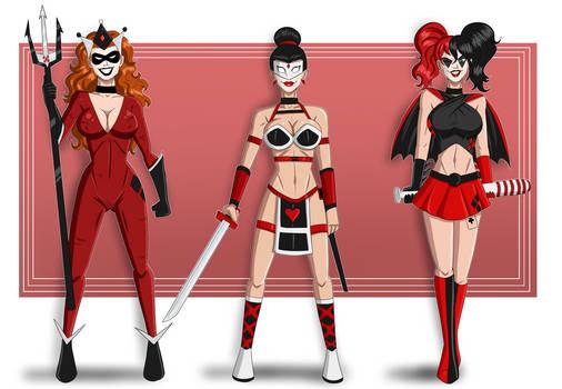 Harley's Girls