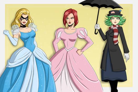 Power Princesses