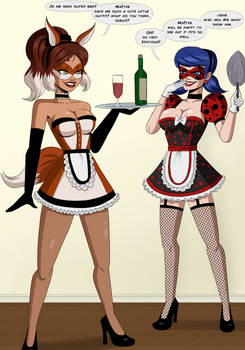 Miraculous Ladybug Maid 3
