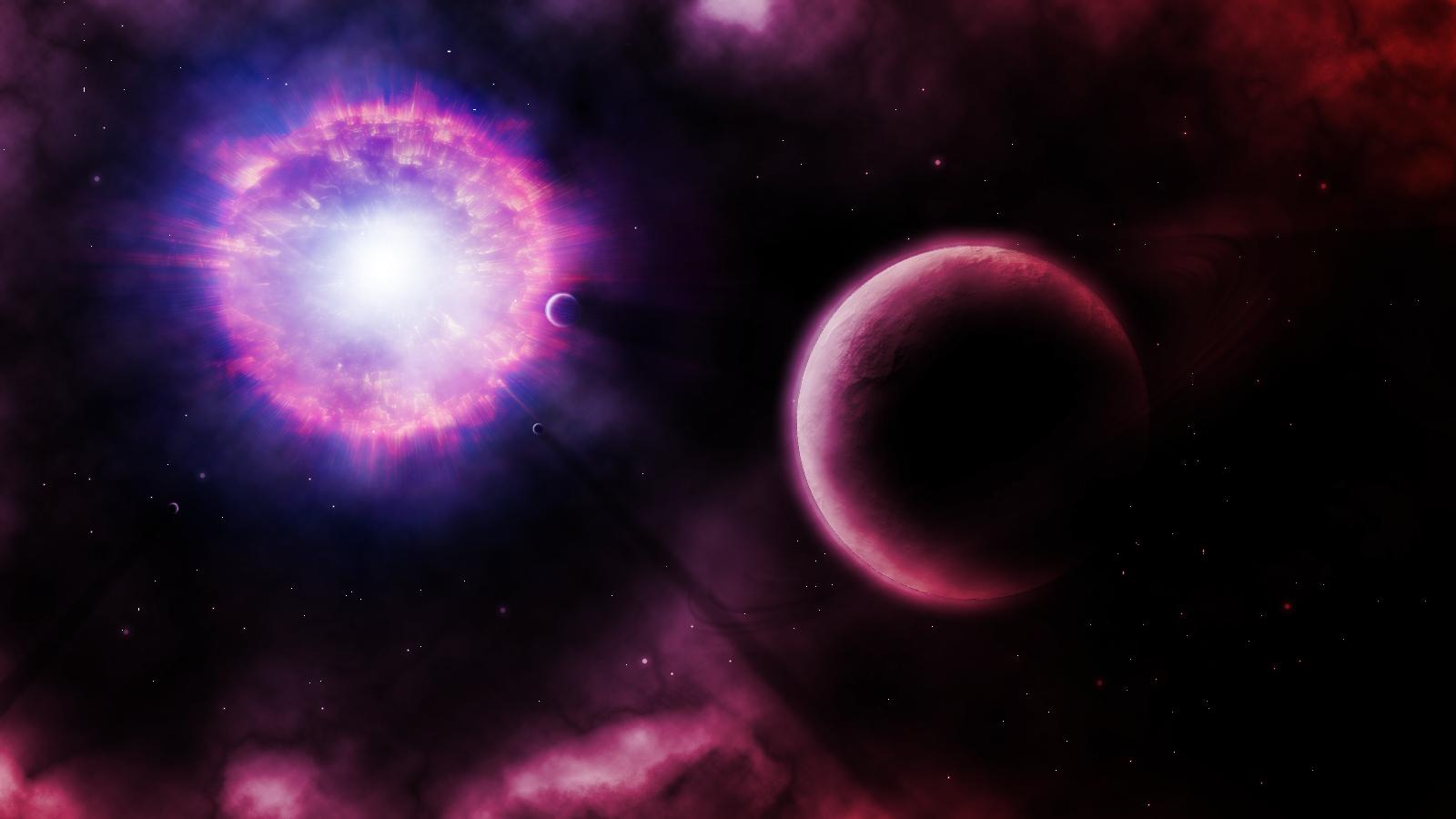 Supernova by Geoplex