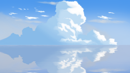 Cloudy Clouds by Geoplex