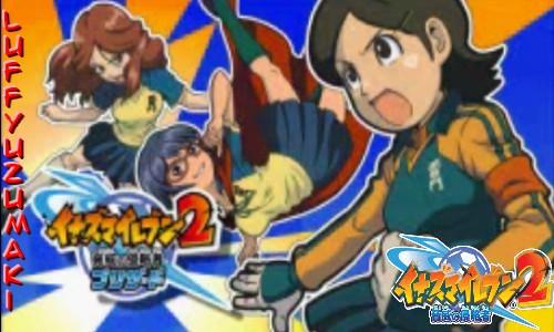 Inazuma Eleven 2  ShortCut 2 by LuffyUzumaki