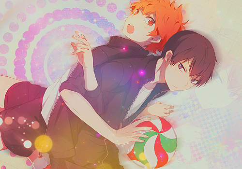 KageHina by Candy-nyu