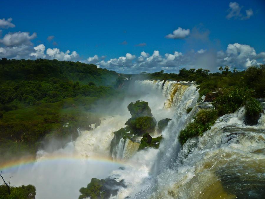 Iguazu falls 1 by eisenmichal