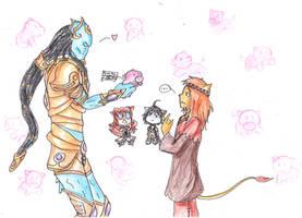 Contest Price : Protoss, Katos, Kayra, Mad by Kayra-Wolfy