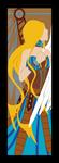 Belphe Bookmark by Kayra-Wolfy