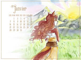 Janvier - Kayra by Kayra-Wolfy