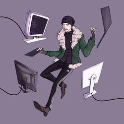 The SHSL Hacker by Bootsii