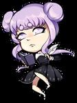 Black n Lilac by Bootsii