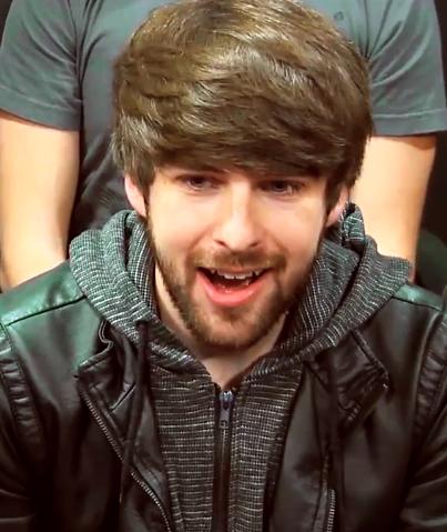 Ian's smile! by usernamesarecool