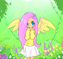 Fluttershy by Like-a-Pike