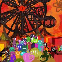 Demon Carnival by Enigmatic-Phantasm