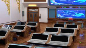 BGU classroom