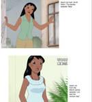 Adult Lilo comparison